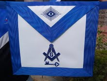 International F&AMM Master Mason Apron #8