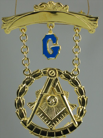 Past Master Breast Jewel #13