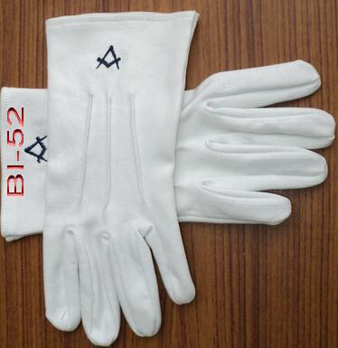 Masonic Gloves #1