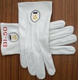 Masonic Gloves #4