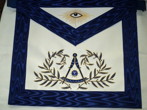 Past Master Masonic Apron #1