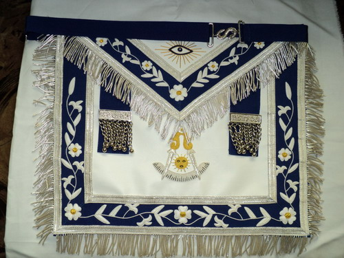 Past Master Masonic Apron #2