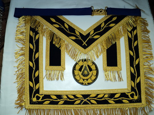 Past Master Masonic Apron #4