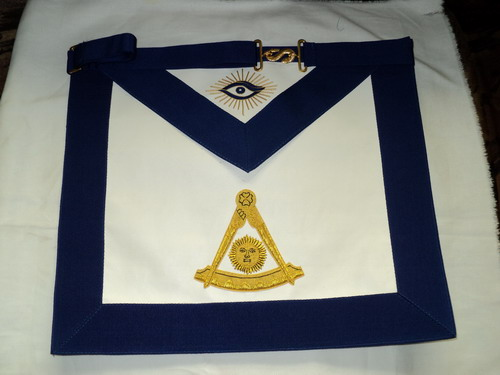 Past Master Masonic Apron #5