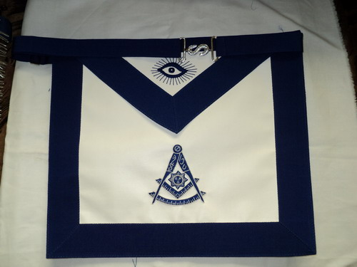 Past Master Masonic Apron #7