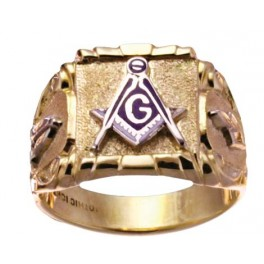 33rd Degree Scottish Rite Ring | 33rd Degree Ring | Scottish