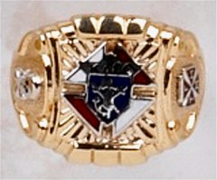 Knights of Columbus Rings