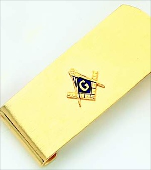 Blue Lodge Money Clip #9