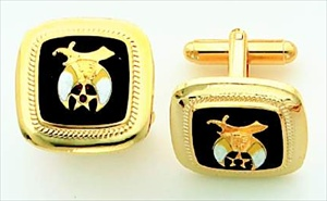 Shrine Cuff Links #4