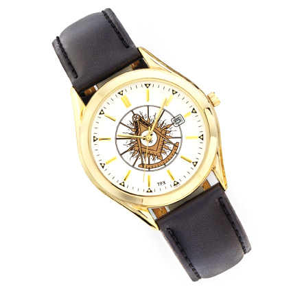 Past Master Watch by Bulova #526 MSW72