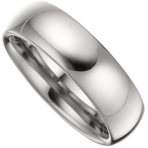 6.3mm Dura Tungsten™ Dome Band #32