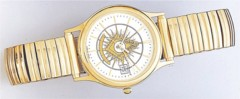 Past Master Watch by Wittnauer #12A