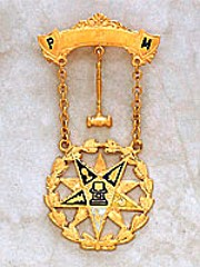 Past Matron Jewels, Past Patron Jewels 1601(10)Y