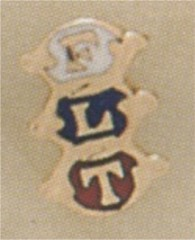 ODD FELLOWS LAPEL PIN