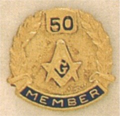 MASONIC BLUE LODGE LAPEL PINS #3