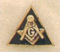 MASONIC BLUE LODGE LAPEL PINS #6