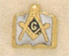 MASONIC BLUE LODGE LAPEL PINS #7