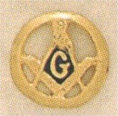 MASONIC BLUE LODGE LAPEL PINS #10