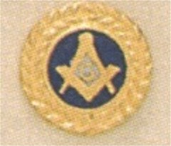 MASONIC BLUE LODGE LAPEL PINS #12
