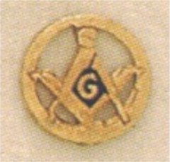 MASONIC BLUE LODGE LAPEL PINS #13