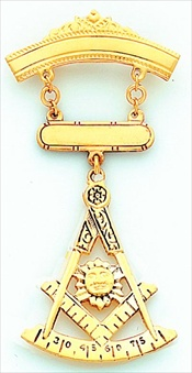 Past Master Breast Jewel #11