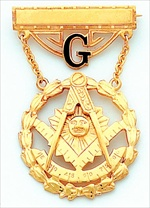 Past Master Breast Jewel #2