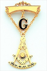Past Master Breast Jewel #4
